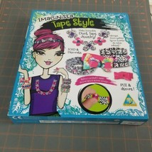 New Imaginista Tape Style by the Orb Factory Duct Tape Jewelry Kit - $9.95