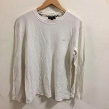 Burberry London  Blue Label Shirt Size M White Creamy - $20.00