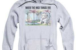 Where the Wild Things Are T-shirt Retro Childrens Book graphic hoodie WBM709 image 3