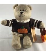 2009 Starbucks Autumn 85th Edition Bear - New with Tags - $15.50