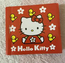 Vintage Sanrio Hello Kitty Mini Sticker Book 1976, 1998 - $19.99