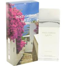 Dolce & Gabbana Light Blue Escape To Panarea 1.6 Oz Eau De Toilette Spray image 1