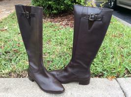 "Cole Haan ""Callan"" Boot Dark Chocolate Size 8 - $98.99"