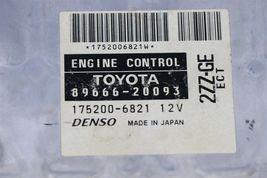 Toyota 2ZZ-GE ECM ECU Engine Control Module 89661-20093, 175200-6821 image 3
