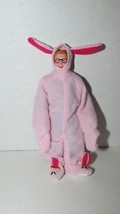 A Christmas Story Ralphie in bunny suit costume action figure 2003 NECA - $9.89