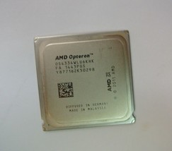 OS4334WLU6KHK AMD Opteron 6-Core 4334 3.1GHZ/8MB processor, Tested! - $31.50