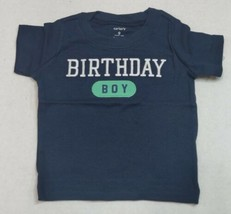 Carter's Boys Birthday Shirt Size 9 Months Brand New with Tags Cotton - $10.00