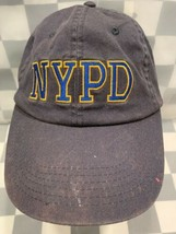 NYPD New York Police Department Adjustable Adult Cap Hat - $11.57