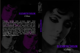 ELIZABETH TAYLOR - A TRIBUTE DVD - $23.50