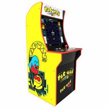 Brand new in Box Arcade1Up Pac-Man At-Home 4ft Arcade Video Game Machine NIB