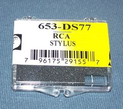 653-DS77 PHONOGRAPH STYLUS NEEDLE for RCA 131780 RCA 138262 RCA 132069 image 3