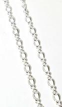 925 Sterling Silver Figure Eight Bracelet Width: 3.8 Mm