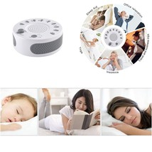 Noise Baby Sleep Machine Soothers Rechargeable Sleep Helper With Nature ... - $47.49