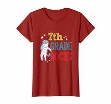 Teacher Style - 7th Grade Rocks Unicorn Flossing Shirt Back To School Gi... - $19.95+