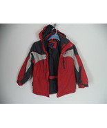 Boy's Multicolor FCX 90 X-Treme Hooded Winter Jacket. S ( 8 ). 100% Poly... - $17.82