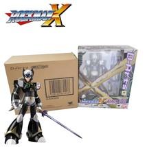 Bandai D-Arts Megaman X Black Zero Rockman X Mega Man Dark Saber Action ... - $85.00