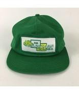 Pierson Construction Company Trucker Hat Baseball  Cap Adjustable Snapback - $14.01