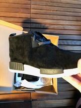 Adidas NMD Chukka Black Sneakers Size 46 - $162.97