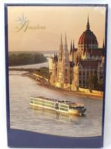 Ravensburger M/S Amadeus Luftner European River Cruises 500 Piece Puzzle... - $28.49