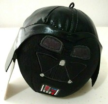 Hallmark Star Wars Fluffball Darth Vader Christmas Rear View Mirror Deco... - $7.69