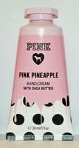 1 Victoria's Secret PINK Pink Pineapple Hand & Body Cream w/ Shea 1 fl oz - $5.69