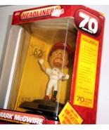 Head Liners Mark McGwire Commemorative Figure - $17.81