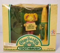 Cabbage Patch Kids Boxed Battery Operated Toothbrush Complete - $39.59