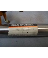 "SMC CDM2F25-225A-B53L Air Cylinder 8-1/4"" Stroke - $65.17"