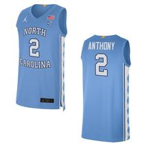Men's North Carolina Tar Heels #2 Cole Anthony NCAA College Basketball J... - $59.99
