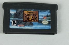 Game Boy Advance Brother Bear - $4.85