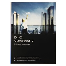 DxO ViewPoint 2 Photography and Image Correction Software 1003300 Windows & Mac - $32.44