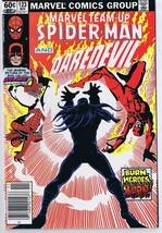 Marvel Team Up #123 ORIGINAL Vintage 1982 Marvel Comics Spider-Man Dared... - $9.49