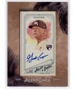 2018 Allen and Ginter Framed Mini Baseball Autographs #MA-GC Garrett Coo... - $10.00