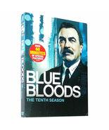 Blue Bloods Season 10 (DVD, 4-Disc, Region 1) Brand NEW - $12.99