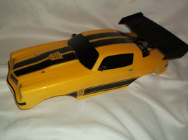 JADA OFF ROAD ELITE TRANSFORMERS BUMBLEBEE 1977 CAMARO REPLACEMENT body/... - $38.79
