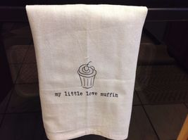 The Best Message Kitchen Gift Towel  Made in USA by Hand image 4