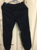 Southpole Boys' Big Jogger Pants in Basic Stretch Twill Fabric Navy Blue... - $9.74