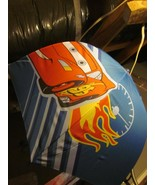 WDW DISNEY CARS LIGHTNING McQUEEN UMBRELLA BRAND NEW! - $19.99
