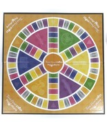 2003 Trivial Pursuit DVD Pop Culture Game REPLACEMENT BOARD ONLY - $2.93