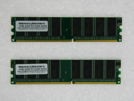 2GB (2X1GB) Compat To A0740372 A0740381 A0740389 - $24.74