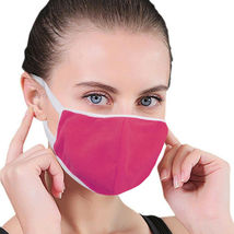 Women's Reusable Face Covers Cloth Protection Masks Handmade In The USA Lot of 6 image 9