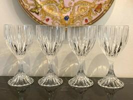 Mikasa Park Lane Wine Glasses Set of 4 - $49.00