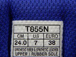 Asics GT 2000 v 6 Size US 7 M (B) EU 38 Women's Running Shoes Blue Aqua T855N image 11