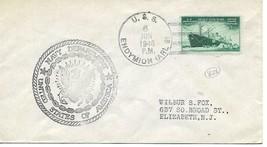 ENDYMION (ARL-9) 6 Jun 1946 Locy Type 2(n) RS US Navy Seal Cachet - $3.47
