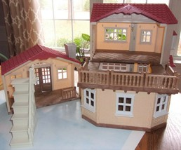 Calico Critters - Sylvanian Families Maple Manor House w/Staircase - $45.00