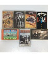 80's 90s Country 7 Cassette Tape Lot Alabama Little Texas Sawyer Brown R... - $16.82