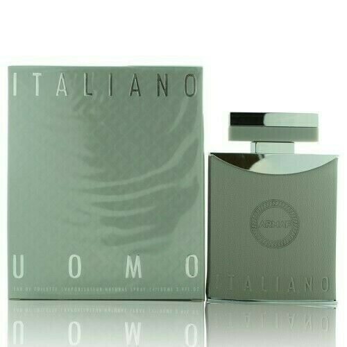 Primary image for Italiano Uomo by Armaf, 3.4 oz EDT Spray for Men