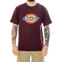 T-SHIRT MAN DICKIES HORSESHOE T-STUK 0600075.MR CREWNECK TEE BORST LOGO ... - $21.47