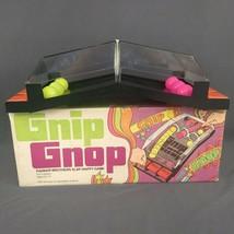 Vintage Parker Brothers Gnip Gnop Game 1971 Original Box Complete - $24.14