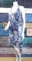 NEW Jessica Simpson Blue White 4th Of July American Flag Americana Dress... - £23.30 GBP